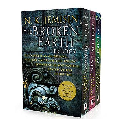 (2020) The Broken Earth Trilogy by N.K. Jemisin