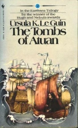 75. (February 2019) The Tombs of Atuan by Ursula K. LeGuin